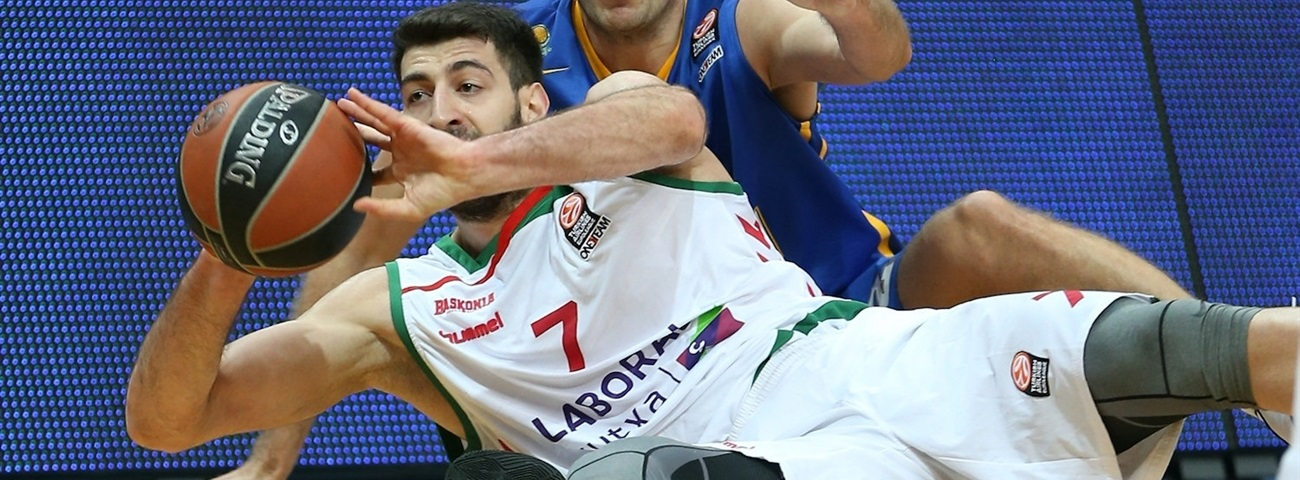 Laboral Kutxa forward Shengelia out for season