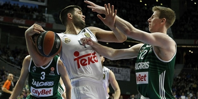 Top 16, Round 3 MVP: Felipe Reyes, Real Madrid
