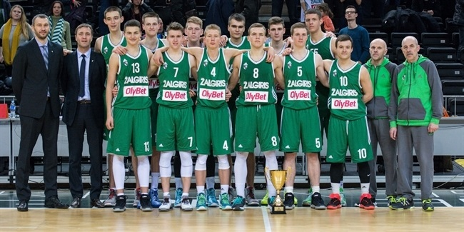 ANGT Kaunas preview: Zalgiris is the team to beat