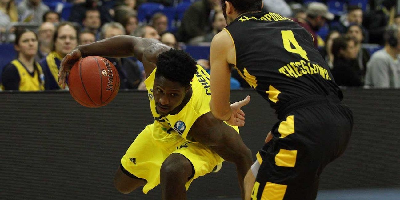 Blog: Will Cherry, ALBA Berlin