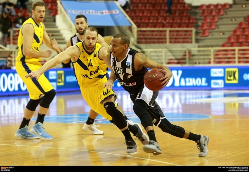 Will Hatcher - PAOK Thessaloniki - EC15 (photo PAOK - megapress - pavlosmakridis)