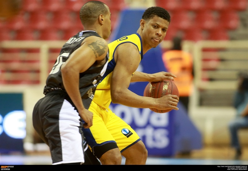 Scott Machado - EWE Baskets Oldenburg - EC15 (photo PAOK - megapress - pavlosmakridis)
