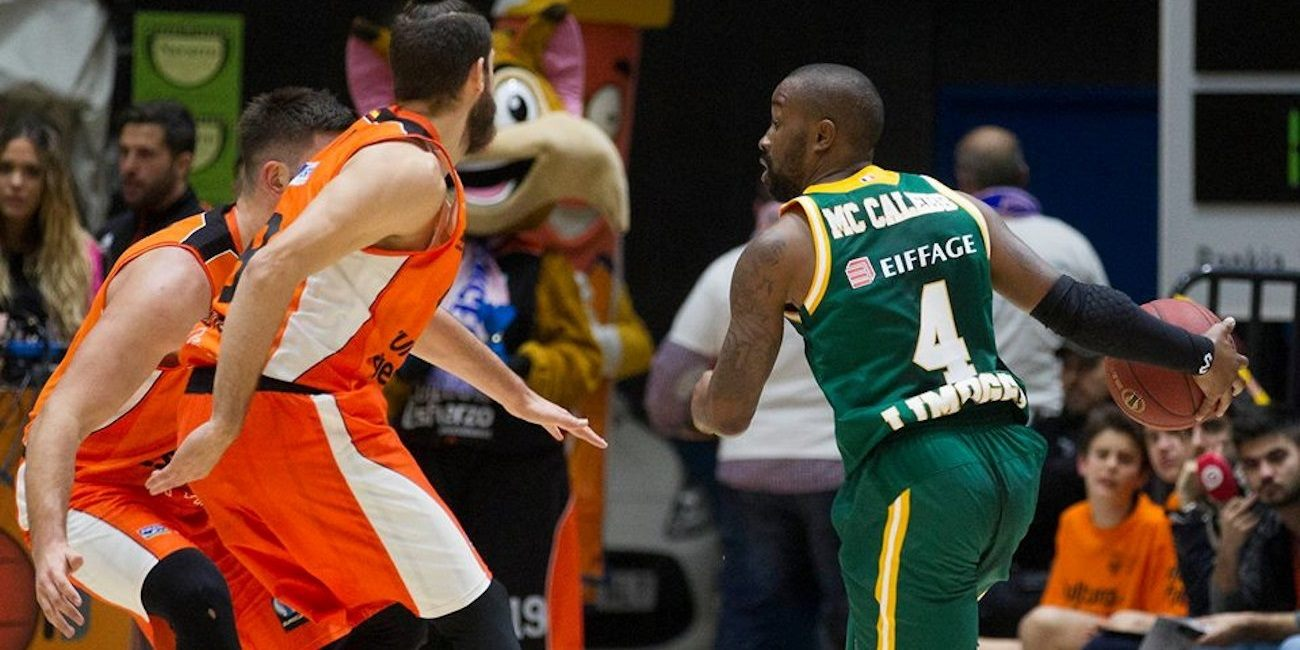 Last 32 Round 3 report: Limoges hammers Valencia, sends it to first loss of season