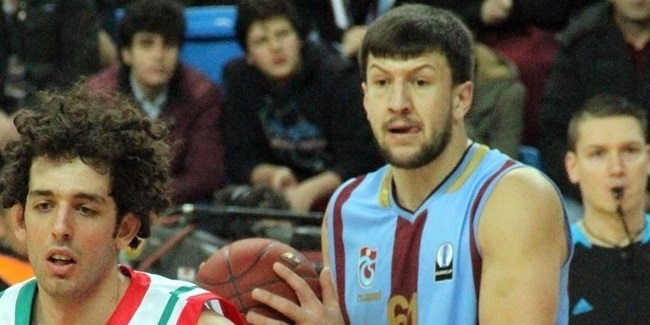 Cedevita Zagreb signs veteran center Stipanovic