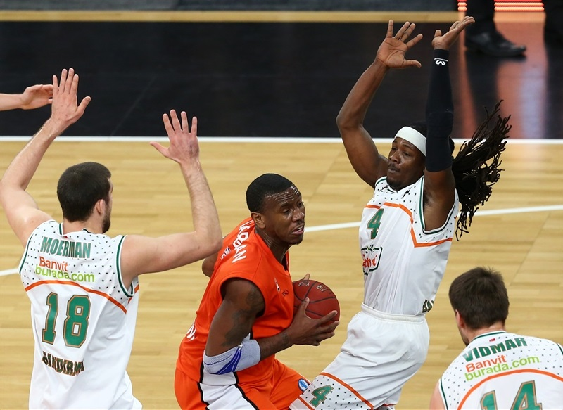 Raymar Morgan - ratiopharm Ulm - EC15 (photo Florian Achberger - Ratiopharm Ulm)