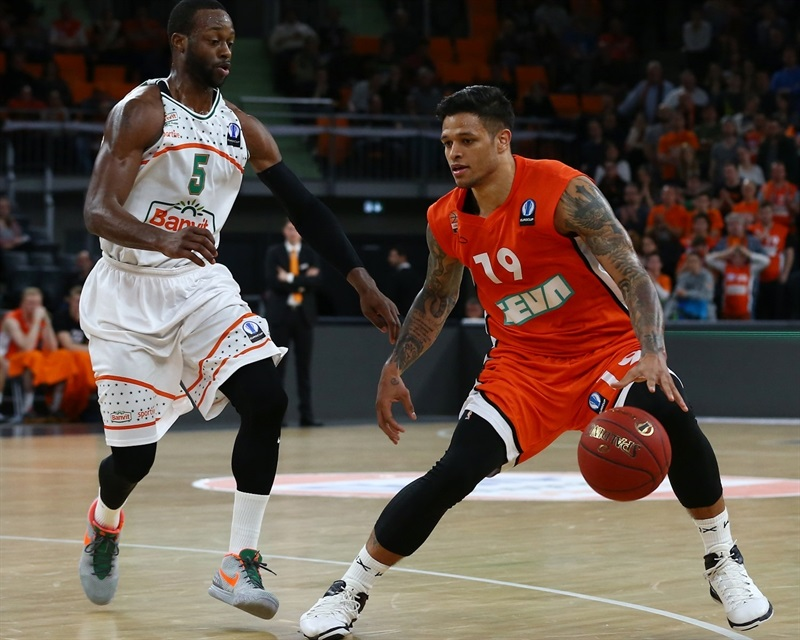Chris Babb - ratiopharm Ulm - EC15 (photo Florian Achberger - Ratiopharm Ulm)