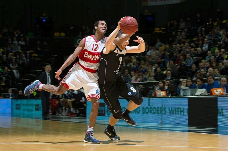 Alex Renfroe - FC Bayern Munich - EC15 (photo Bilbao Basket - Aitor Arrizabalaga)