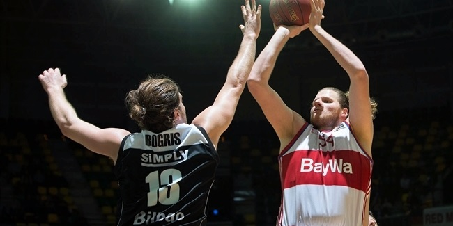 Inside the eighthfinals: FC Bayern Munich – ALBA Berlin