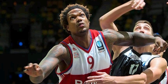 Last 32, Round 3: Dominion Bilbao Basket vs. FC Bayern Munich
