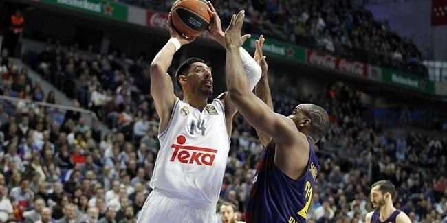 Real Madrid re-signs All-Euroleague center Ayon