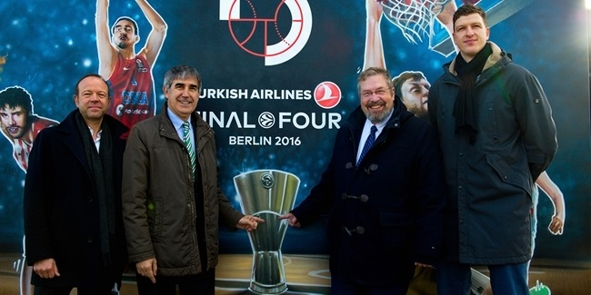 Road to Berlin: Patrick Femerling, Final Four Berlin Ambassador