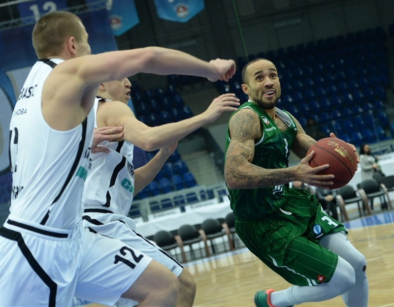 Zach Wright - Union Olimpija Ljubljana - EC15 (photo Nizhny Novgorod)