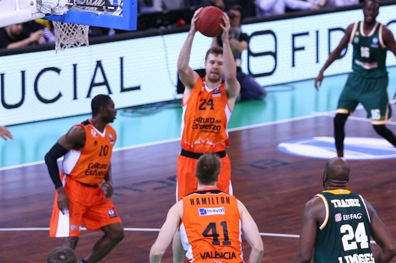 John Shurna - Valencia Basket - EC15 (photo Limoges CSP)