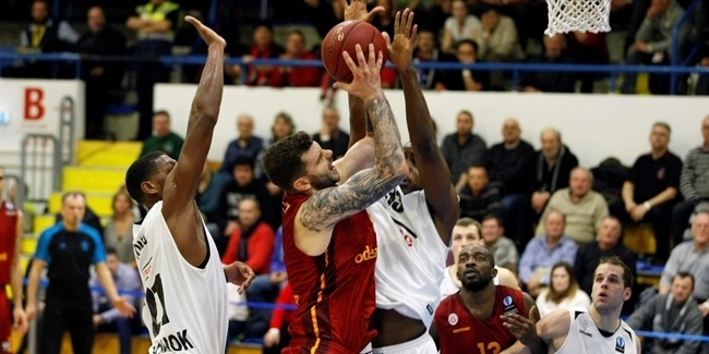 Last 32 Round 4 report: Galatasaray runs away late for an important road win