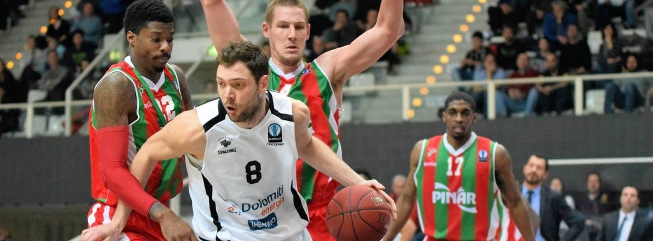 Trento loses Baldi Bossi to knee injury