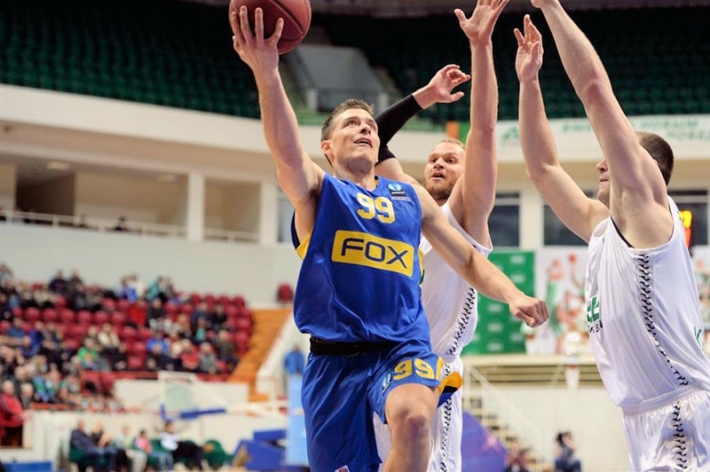 Gal Mekel - Maccabi FOX Tel Aviv - EC15 (photo Unics)