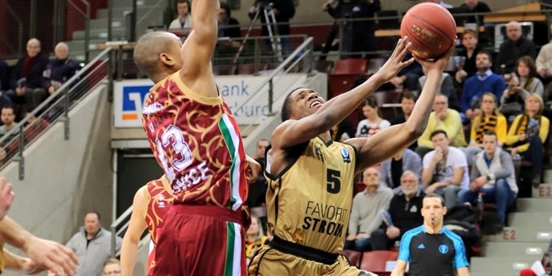 Kerron Johnson - MHP RIESEN Ludwigsburg - EC15 (photo Reyer Venice)