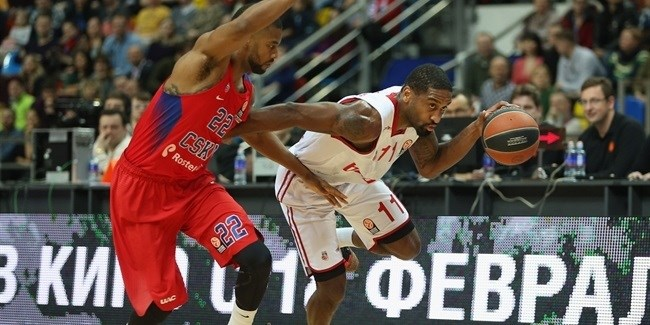 Top 16, Round 5: CSKA Moscow vs. Brose Baskets Bamberg