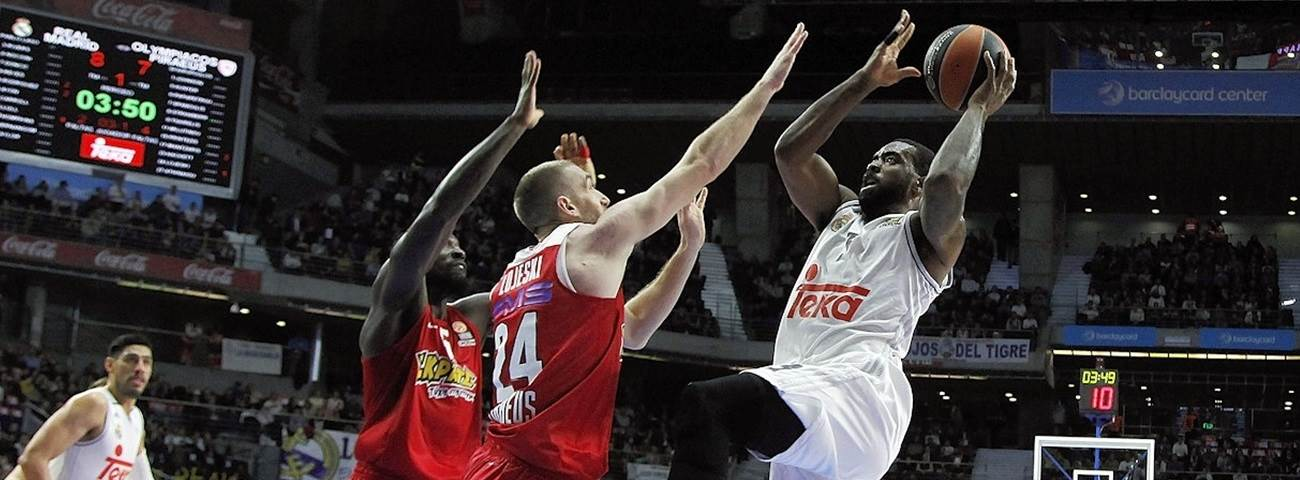Panathinaikos inks former champ Rivers