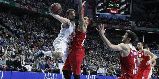 Top 16, Round 5 report: Real Madrid beats Reds in rematch of Championship Game