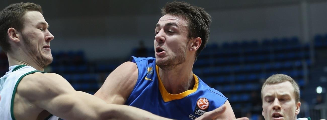 Khimki extends homegrown forward Ilnitskiy