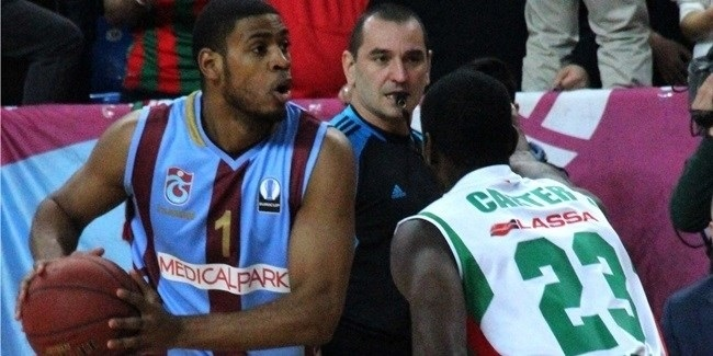 Last 32, Round 5: Trabzonspor Medical Park vs. Pinar Karsiyaka