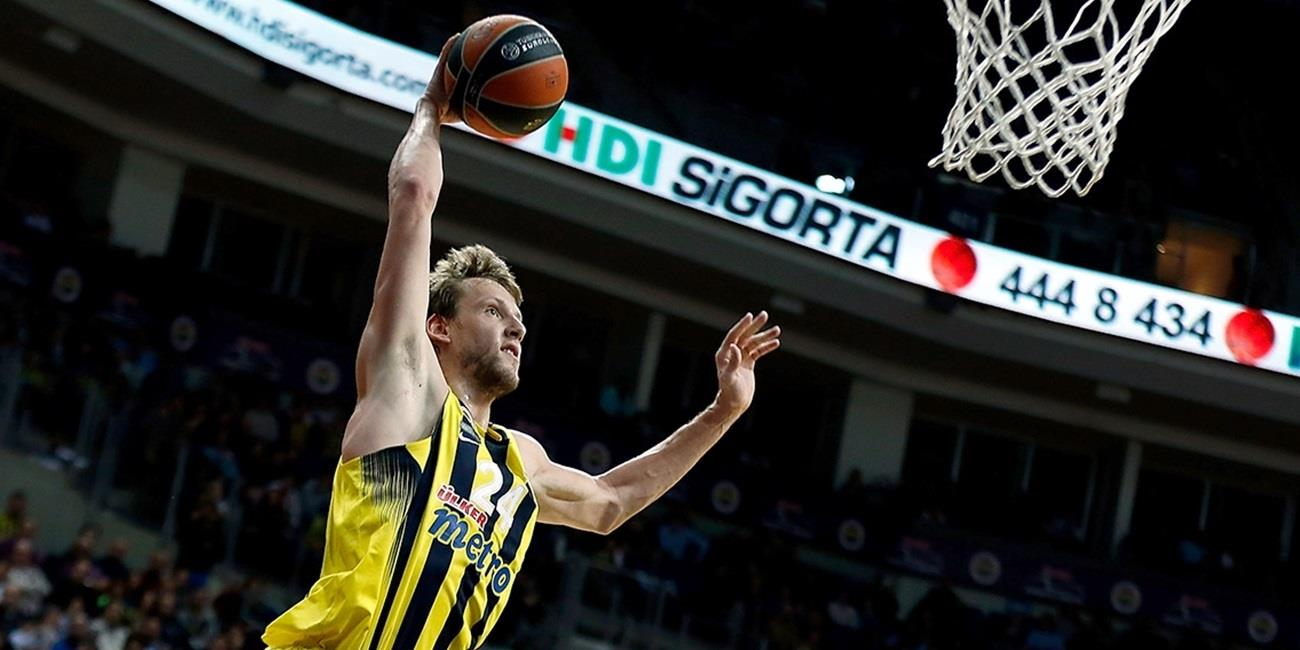 Interview: January MVP, Jan Vesely, Fenerbahce Istanbul