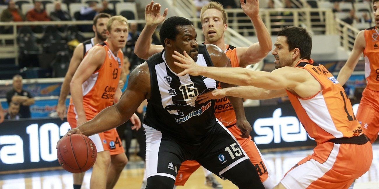 Last 32 Round 5 report: PAOK hold off Valencia to stay alive