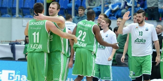 Inside the eighthfinals: Unics Kazan - Stelmet Zielona Gora