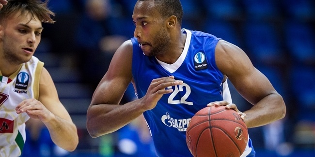 Inside the eighthfinals: Zenit St. Petersburg - Nizhny Novgorod