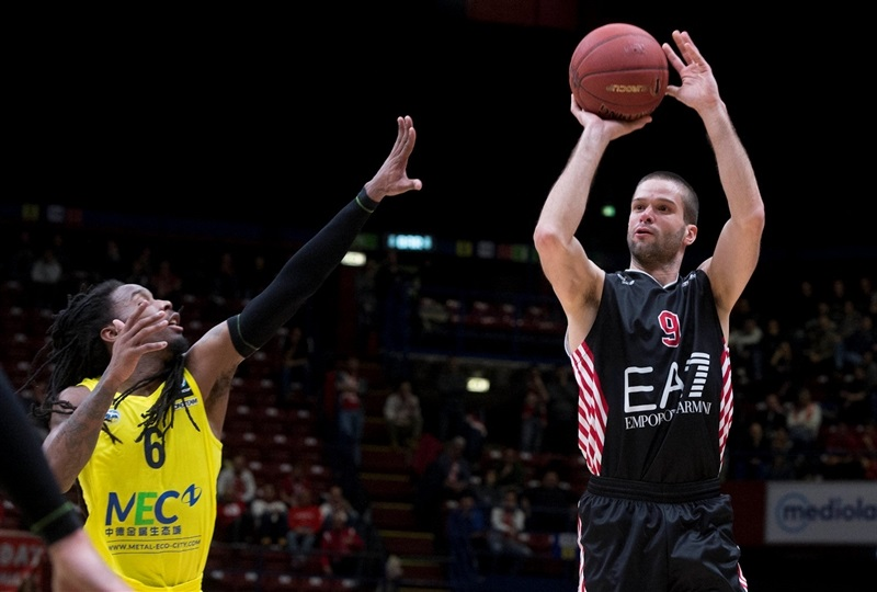 Mantas Kalnietis - EA7 Emporio Armani Milan - EC15 (photo Photo Olimpia Milano-Ciamillo)
