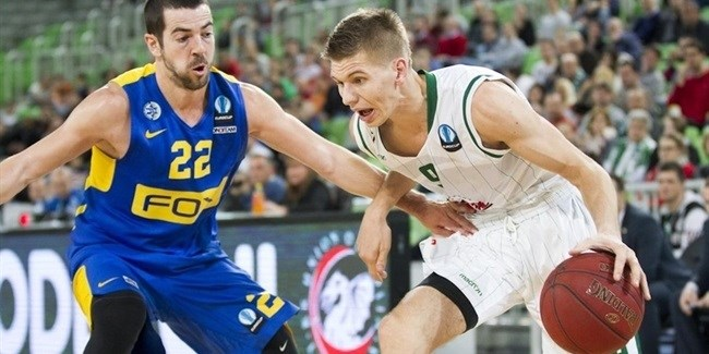 Last 32 Round 5 report: Union Olimpija scores first Last 32 win, hands Maccabi FOX third straight loss
