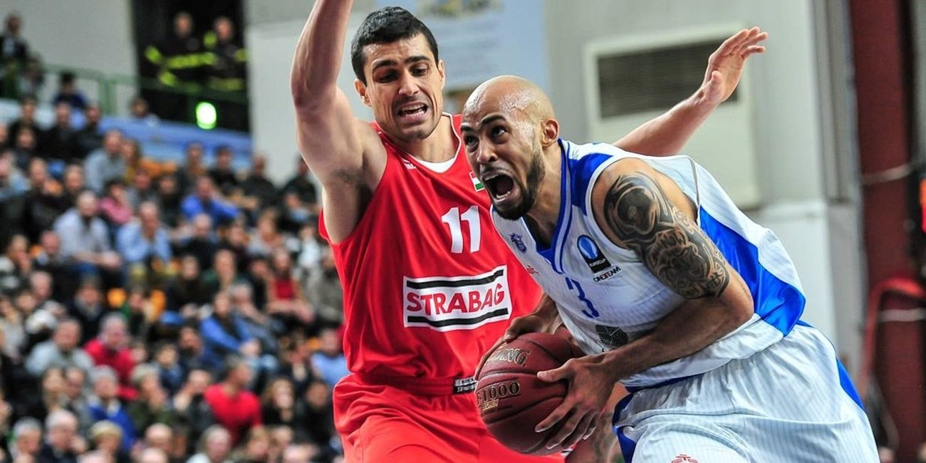 Last 32 Round 5 report: Logan, Varnado lead Sassari to home win