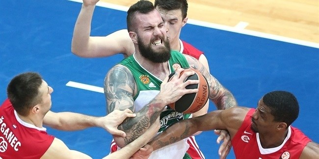 Top 16, Round 6 report: Raduljica leads Panathinaikos to road win in Zagreb