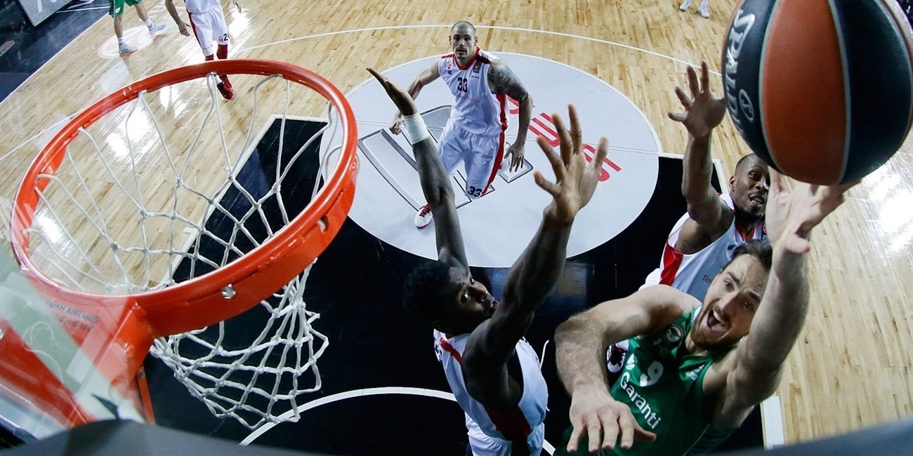 Top 16, Round 6 report: Arslan's triple gives Darussafaka its maiden Top 16 victory