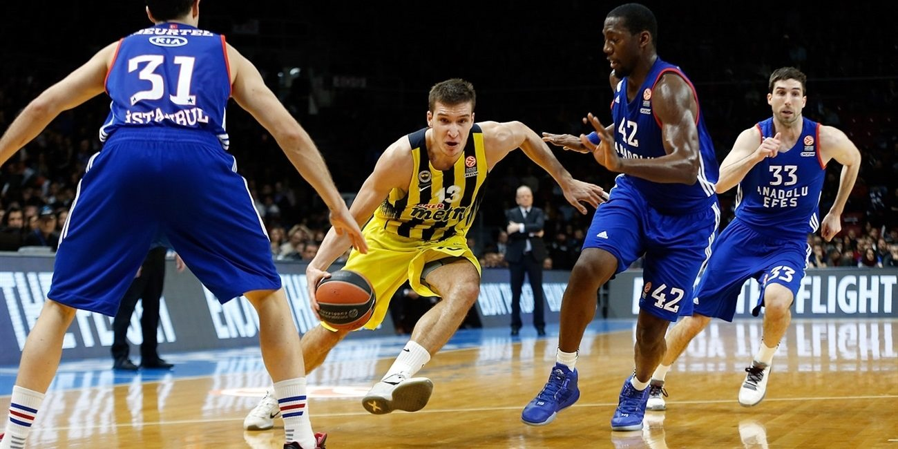 Top 16, Round 6 report: Fenerbahce rallies past cross-town rival Efes to stay perfect!