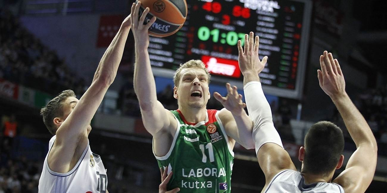 Top 16, Round 6 report: Laboral downs Madrid, gets third road win in Group F