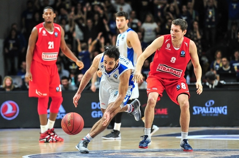 Rock Stipcevic - Dinamo Banco di Sardegna Sassari - EC15 (photo MaxTurini - Dinamo Basket)