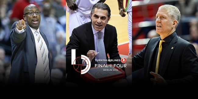 Scariolo, Brown headline 2016 Euroleague Final Four International Coaches Clinic!