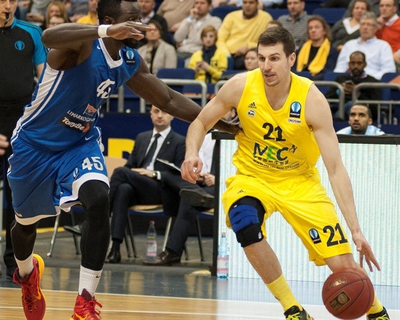Dragan Milosavljevic - ALBA Berlin - EC15 (photo Patrick Albertini)