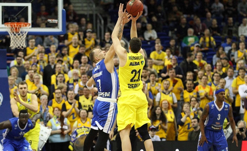 Dragan Milosavljevic - ALBA Berlin - EC15 (photo ALBA Berlin - Camera4)