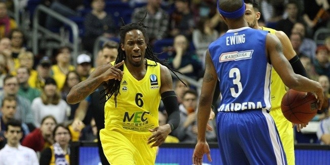 Last 32 Round 6 report: Lowery leads ALBA Berlin over Neptunas and into eighthfinals