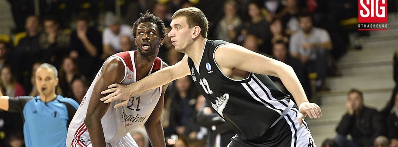 Unics adds size with Klimenko
