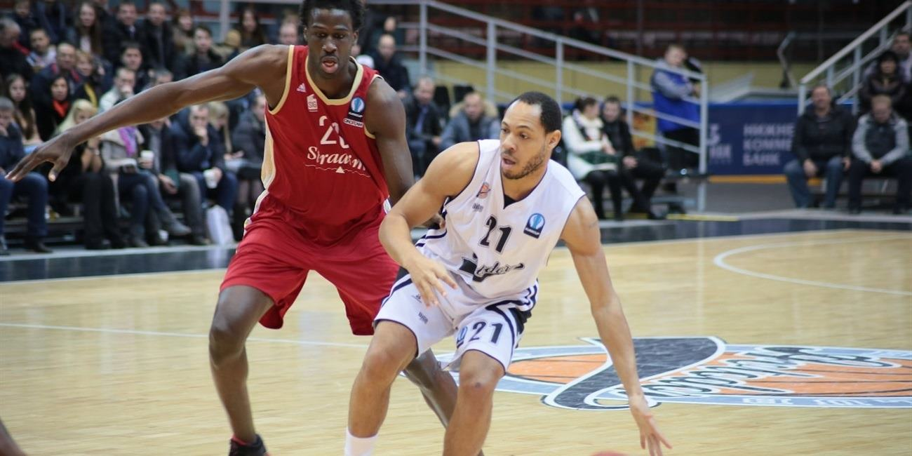 Last 32 Round 6 report: Avtodor Saratov beats Strasbourg to finish Eurocup season on a winning note