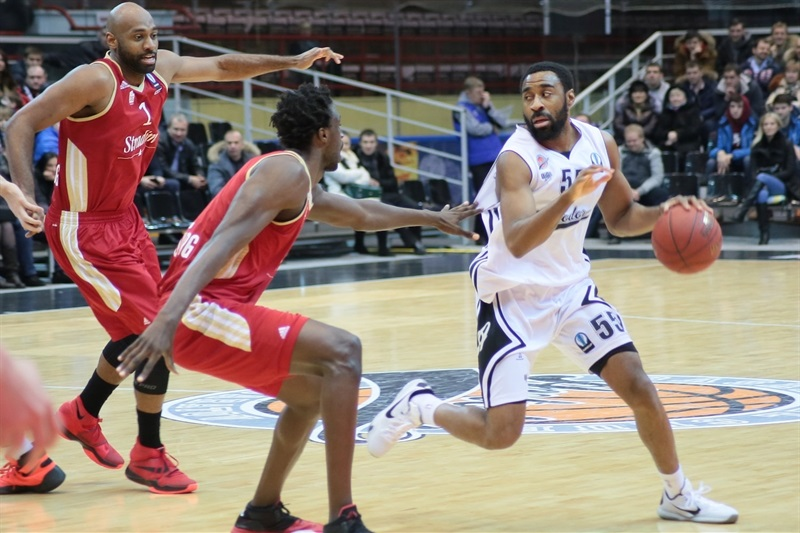 Reggie Williams - Avtodor Saratov - EC15 (photo Avtodor Saratov)