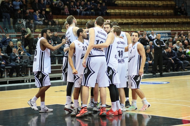 Players Avtodor Saratov celebrates - EC15 (photo Avtodor Saratov)
