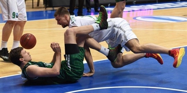 Last 32 Round 6 report: Unics Kazan completes perfect Last 32 run by beating Olimpija