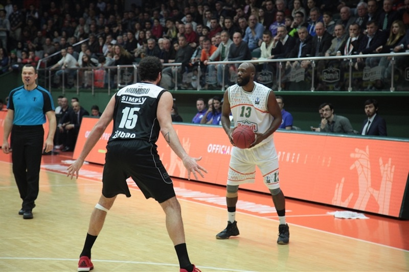 Keith Simmons - Banvit Bandirma - EC15 (photo Banvit)