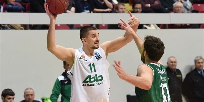 UNICS brings back forward Likhodey