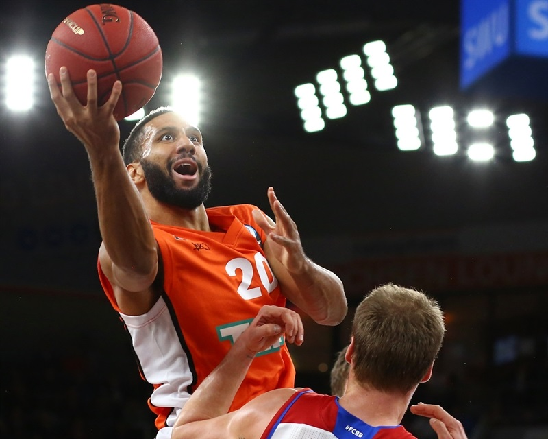 Carlon Brown - ratiopharm Ulm - EC15 (photo Florian Achberger - Ratiopharm Ulm)